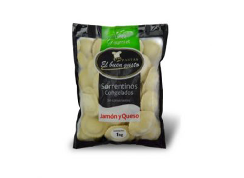 SORRENTINOS JAMON Y QUESO